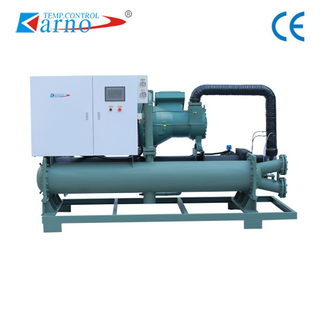 Bitzer screw chiller
